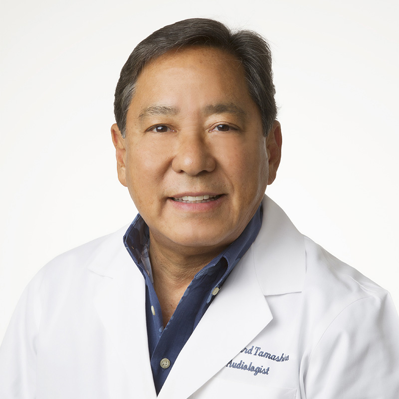 howard tamashiro audiologist
